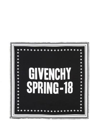 Givenchy Fular Siyah